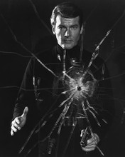 This is an image of 173057 Roger Moore Photograph & Poster