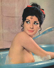 This is an image of 257185 Edwige Fenech Photograph & Poster