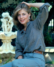 This is an image of 257246 Linda Hamilton Photograph & Poster