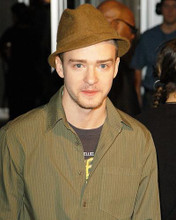 This is an image of 257463 Justin Timberlake Photograph & Poster