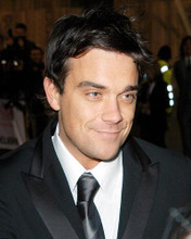 This is an image of 257493 Robbie Williams Photograph & Poster
