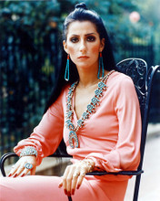 This is an image of 257800 Cher Photograph & Poster