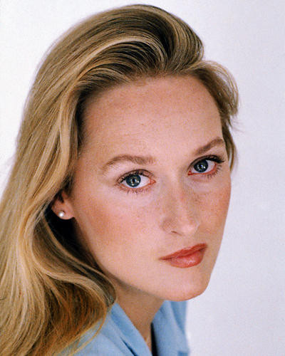 This is an image of 258342 Meryl Streep Photograph & Poster