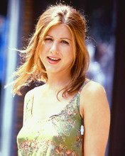 This is an image of 258389 Jennifer Aniston Photograph & Poster