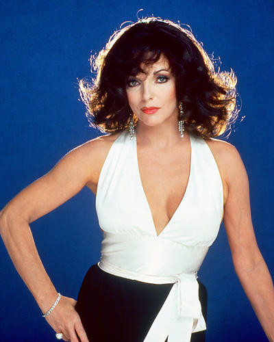 This is an image of 258454 Joan Collins Photograph & Poster