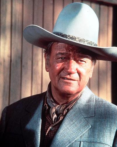 This is an image of 259181 John Wayne Photograph & Poster
