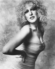 This is an image of 174140 Bette Midler Premium Photograph & Poster