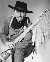 This is an image of 174312 John Wayne Photograph & Poster