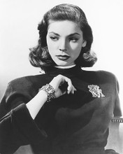 This is an image of 174448 Lauren Bacall Photograph & Poster