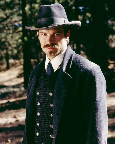 This is an image of 259546 Timothy Olyphant Photograph & Poster