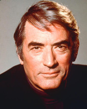 This is an image of 259562 Gregory Peck Photograph & Poster
