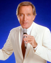 This is an image of 261020 Andy Williams Premium Photograph & Poster
