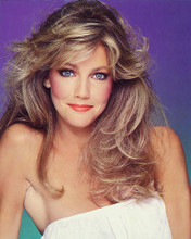 This is an image of 261687 Heather Locklear Premium Photograph & Poster