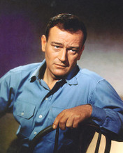 This is an image of 262482 John Wayne Photograph & Poster