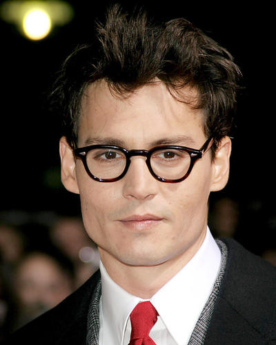 This is an image of 264338 Johnny Depp Photograph & Poster