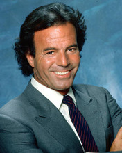 This is an image of 264599 Julio Iglesias Premium Photograph & Poster