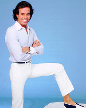 This is an image of 264603 Julio Iglesias Premium Photograph & Poster