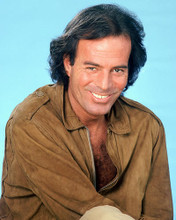 This is an image of 264604 Julio Iglesias Premium Photograph & Poster