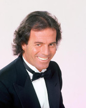 This is an image of 264607 Julio Iglesias Premium Photograph & Poster