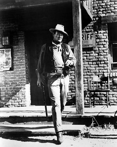 This is an image of 177252 Rio Bravo Photograph & Poster