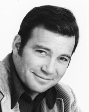 This is an image of 178523 William Shatner Photograph & Poster