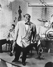 This is an image of 178166 Louis Armstrong Photograph & Poster