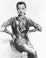 This is an image of 178358 Anna May Wong Photograph & Poster