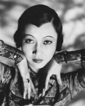 This is an image of 178359 Anna May Wong Photograph & Poster
