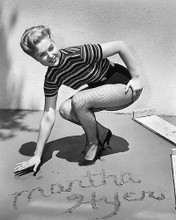 This is an image of 178460 Martha Hyer Photograph & Poster
