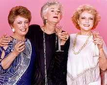 This is an image of 252411 The Golden Girls Photograph & Poster