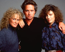 This is an image of 258495 Michael Douglas Photograph & Poster