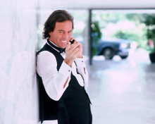 This is an image of 264608 Julio Iglesias Premium Photograph & Poster