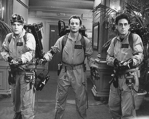 This is an image of 172305 Ghostbusters Photograph & Poster