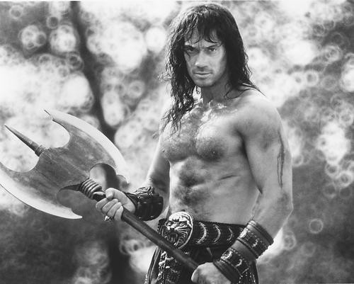 This is an image of 173803 Kevin Sorbo Photograph & Poster