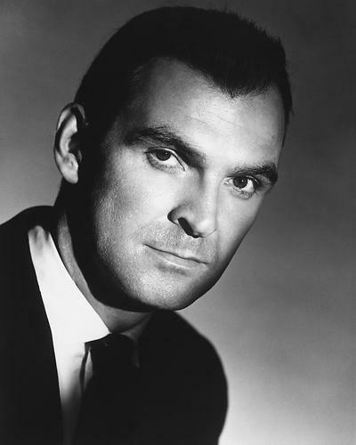 This is an image of 178841 Stanley Baker Photograph & Poster