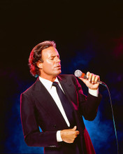 This is an image of 265258 Julio Iglesias Premium Photograph & Poster