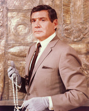 This is an image of 265405 Gene Barry Photograph & Poster