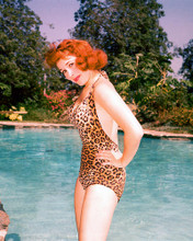 This is an image of 265735 Jill St. John Photograph & Poster
