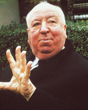 This is an image of 266026 Alfred Hitchcock Photograph & Poster