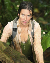 This is an image of 266057 Evangeline Lilly Photograph & Poster