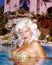 This is an image of 266085 Jayne Mansfield Photograph & Poster
