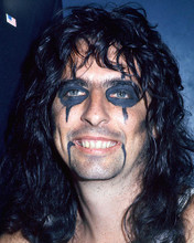 This is an image of 266316 Alice Cooper Photograph & Poster