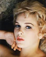 This is an image of 266324 Sandra Dee Photograph & Poster