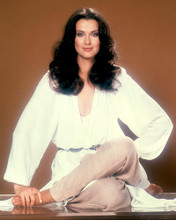 This is an image of 266012 Veronica Hamel Photograph & Poster