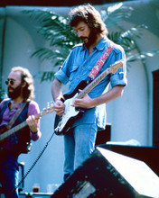 This is an image of 266301 Eric Clapton Photograph & Poster