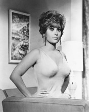 This is an image of 179354 Jill St. John Photograph & Poster