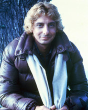 This is an image of 266435 Barry Manilow Photograph & Poster