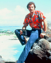 This is an image of 266170 Tom Selleck Photograph & Poster