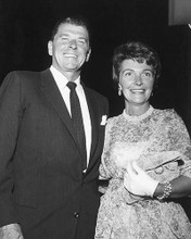 This is an image of 179202 Ronald and Nancy Reagan Photograph & Poster