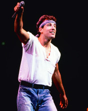 This is an image of 266545 Bruce Springsteen Photograph & Poster